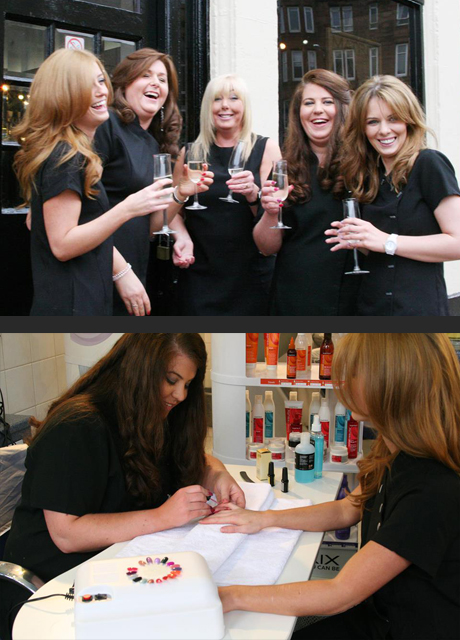 Hairdressers Glasgow Clip Joint Unisex Ladies Gents